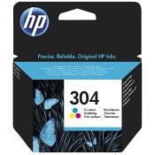 Bläck No304 3 färger HP
