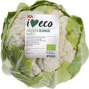 Blomkål Ekologisk ca 690g ICA I love eco
