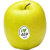 Äpple Golden Ekologisk ca 130g  ICA I love eco