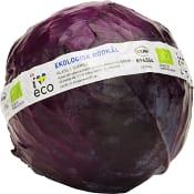 Rödkål ICA Eko ca 1,2kg