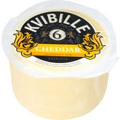 Cheddar 32% ca 1,4kg Kvibille