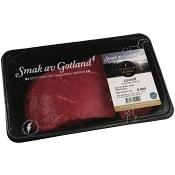 Lövbiff innanlår ca 500g Smak av Gotland