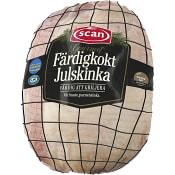 Gourmet julskinka Färdigkokt ca 2,7kg Scan