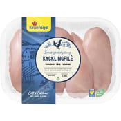 Kycklingfilé ca 925g Kronfågel