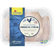 Kyckling Hel Urbenad ca 1kg Kronfågel