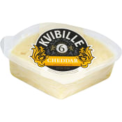 Cheddar lagrad 32% ca 500g Kvibille