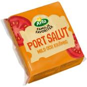 Familjefavoriter Port salut mild 26% ca 750g Arla