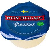 Ost Gräddost 38% ca 500g Boxholm
