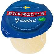 Gräddost 38% ca 1kg Boxholm