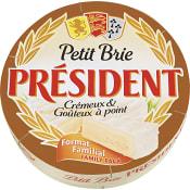 Petit Brie 500g Prèsident