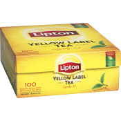 Yellow label te 100-p Lipton