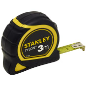 Måttband Svart 3m Stanley