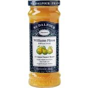 Williamspäron utan tillsatt socker 284g St.Dalfour