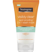 Ansiktstvätt & Mask Visibly Clear 150ml Neutrogena