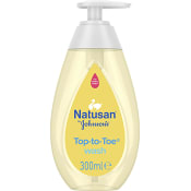Top-to-Toe Wash 300ml Natusan