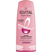 Balsam Nutri-Gloss protein & pearl Glanslöst hår 200ml Elvital