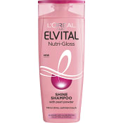 Shampoo Nutri-gloss shine För glanslöst hår 250ml Elvital