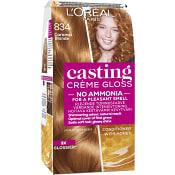 Hårfärg Casting 834 Caramel blond 1-p Ccg