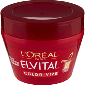 Hårinpackning Elvital Color-vive 300ml L´oreal