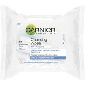 Garnier Rengöringslappar 25-p Skin Naturals