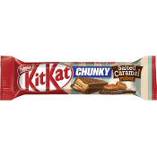 Choklad KitKat Chunky Salted caramel fudge 42g Nestle