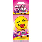Doftare Smile Bubble Gum Areon Hall Miba