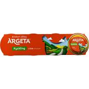 Kycklingpastej 95g 4-p Argeta