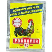 Hönssoppa med pasta 62g Podravka
