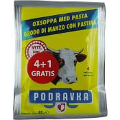 Oxsoppa med Pasta 5-p Podravka