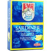 Citron Sardiner 115g Eva