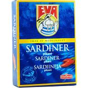 Sardiner pikant 115g Eva