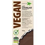 Chokladkaka ljus Vegan Ekologisk 100g Greenstar