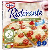 Pizza Ristorante Mozzarella Glutenfri Dr. Oetker