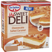 Cheesecake Salted Caramel Fryst 500g Dr.Oetker
