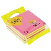 Kub Blandade färger 325 blad Post-it