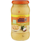 Thai coconut curry 450g Uncle Bens
