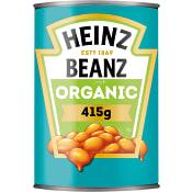 Vita bönor i tomatsås Ekologisk 415g Heinz