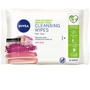 Daily essentials Cleansing wipes 25-p Nivea