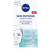 Refining Rengöringsremsor 8-p Nivea Face