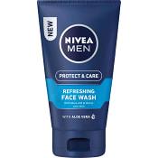 Deep clean Ansiktsrengöring 100ml Nivea Men