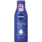 Body Lotion rich nourishing milk dry to very dry skin 250ml Nivea
