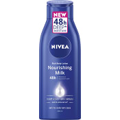 Nourishing Body lotion med mandel olja 400ml Nivea Body