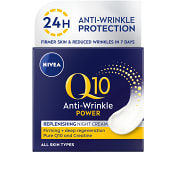 Q10 plus Anti wrinkle Moisturizing Night cream 50ml Nivea