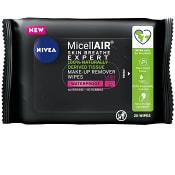 Remover Wipes MicellAIR Expert 20-p Nivea