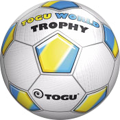 Plastfotboll World Trophy 23cm Togu