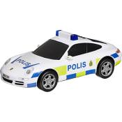 Polisbil med ljud och ljus Dickie Toys