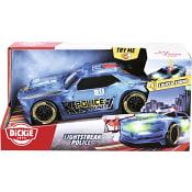 Polisbil Lightstreak 20cm Dickie Toys