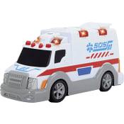 Ambulans med ljud och ljus 15cm Dickie Toys