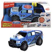 Bil Music Truck 25cm Dickie Toys