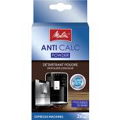 Avkalkning Espressomaskin 40g 2-p Melitta